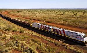 Rio Tinto uses algorithm to reclaim train capacity