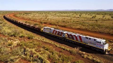 Rio Tinto uses algorithm to reclaim train capacity