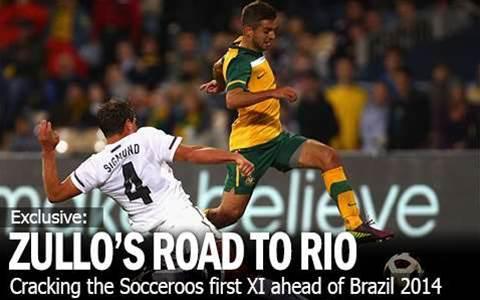 Zullo's Brazil 2014 Battle