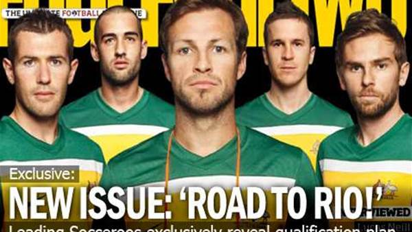 NEW ISSUE: Roos' Road To Rio
