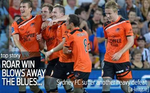 Del Piero Magic Unable To Save Sydney