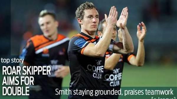 Smith hails Roar teamwork