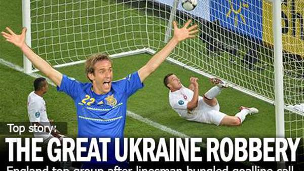 The Great Ukraine Robbery