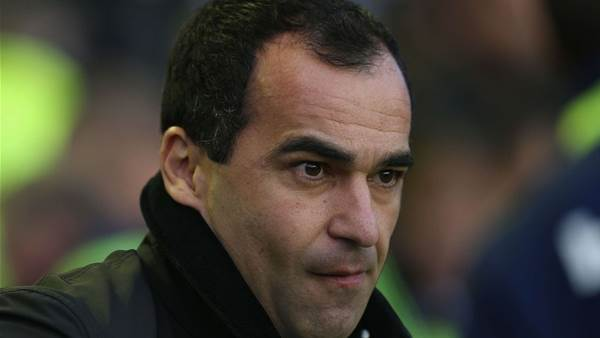 Baines is not for sale, repeats Martinez
