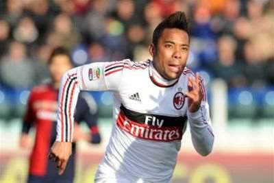Santos priced out of Robinho move