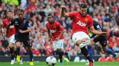 United too good for Palace