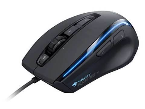 Roccat Kone Plus gaming mouse is a special, jittery hell