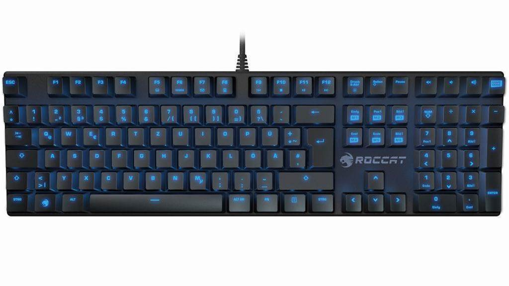 Review: Roccat Suora gaming keyboard