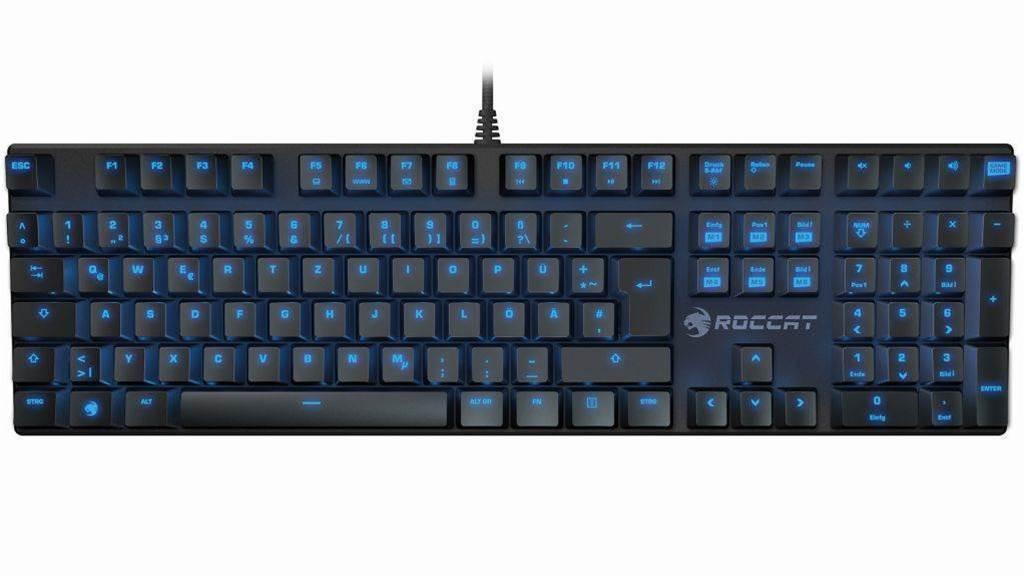 Review: Roccat Suora gaming keyboard