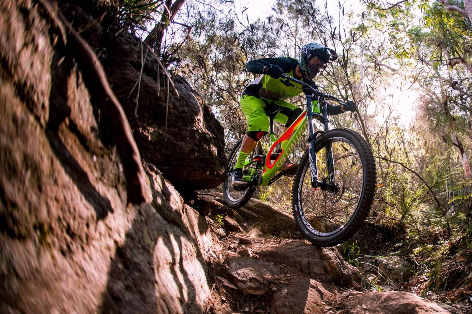 TESTED: Specialized Demo 8 Alloy