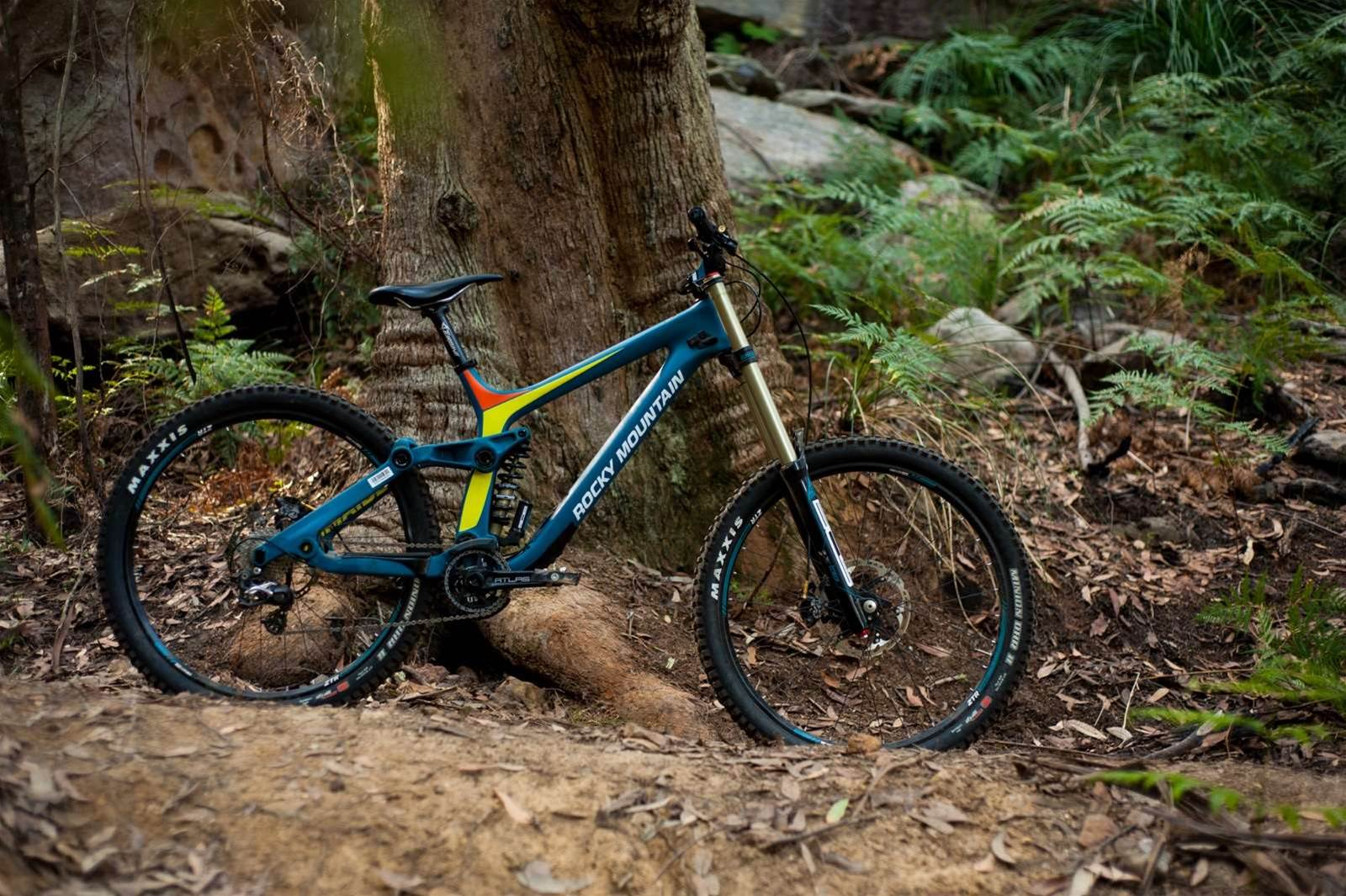 TESTED: Rocky Mountain Maiden WC