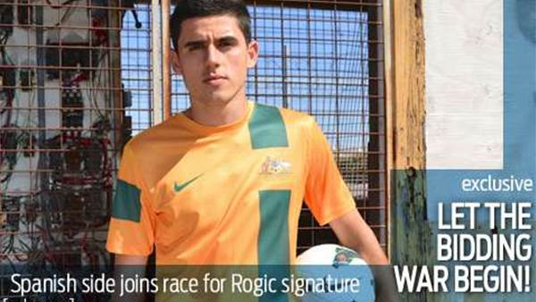 Rogic: Let the bidding war begin