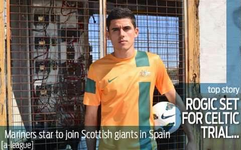 Tom Rogic set for Celtic trial