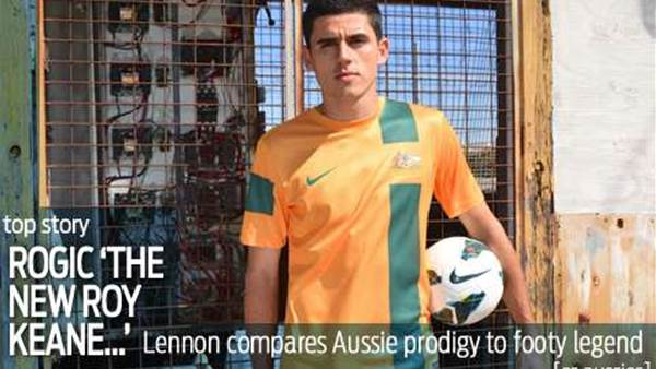 Tom Rogic could be 'the new Roy Keane...'
