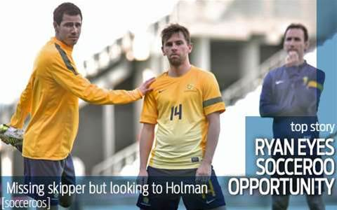 Ryan eyes his green and golden opportunity