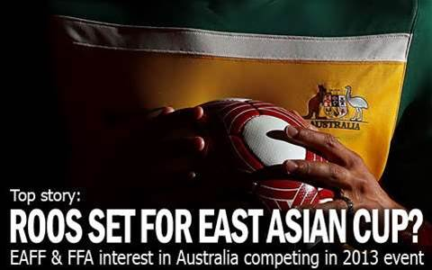 Australia To Compete In East Asia Cup?