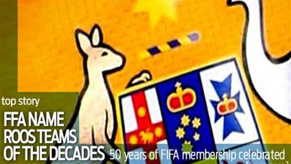 FFA name their Teams of the Decades