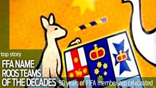 FFA name their Teams of the Decades