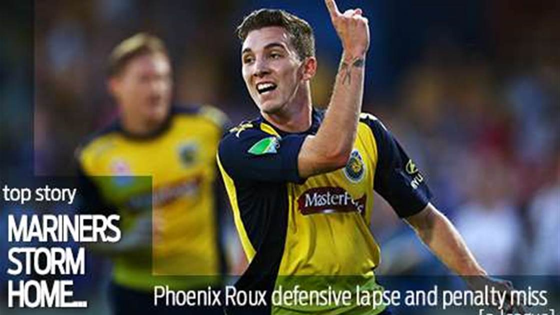 Phoenix Roux Mariners Storm