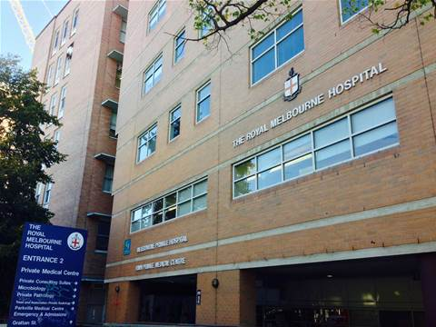 Malware attacks Melbourne Health systems