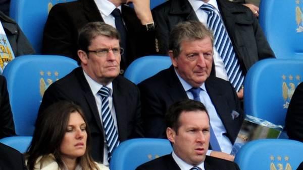 Hodgson: England deserve World Cup place