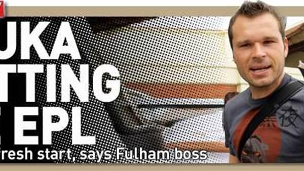 Viduka 'To Quit The UK'