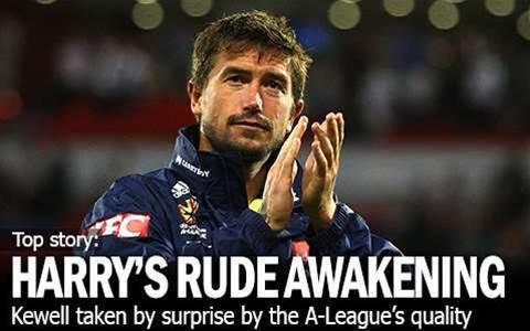 Harry Kewell's Rude Awakening