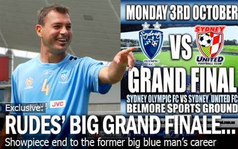 Mark Rudan's Career Grand Finale