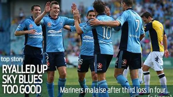Sydney FC revives top-six hopes