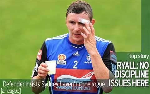 Sydney FC defend discipline record