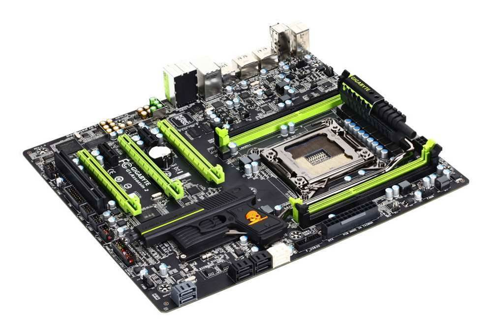 GIGABYTE's G1.Assassin2 motherboard is garish, but great