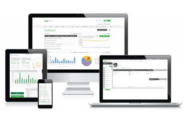 Sage accounting review: new name, new interface