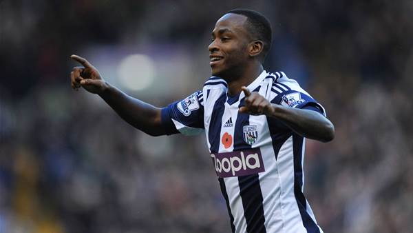 Clarke: Berahino must be given time