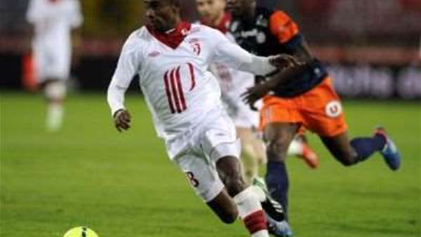 Kalou: First months at Lille were difficult