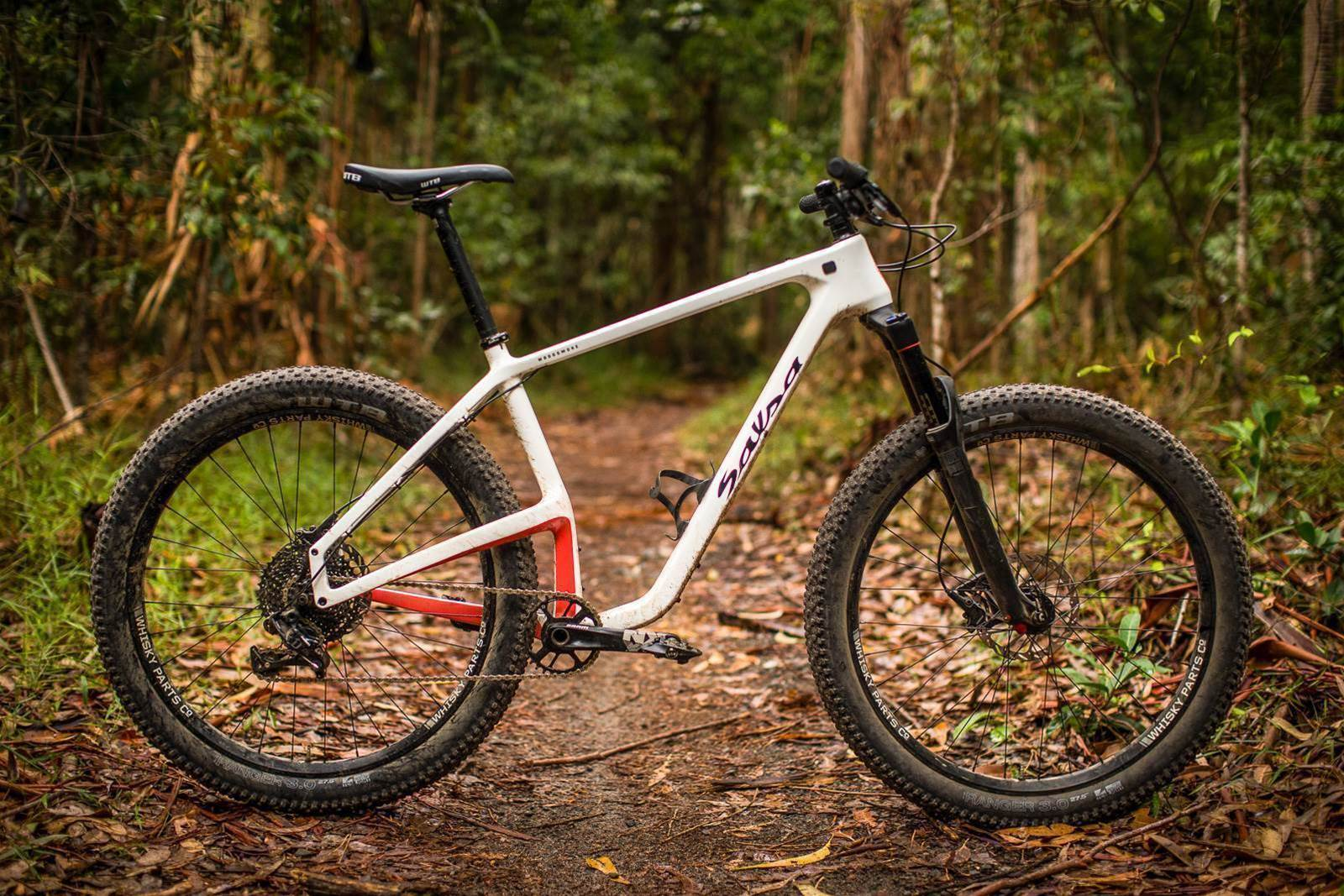 TESTED: Salsa Woodsmoke Carbon 27.5 plus