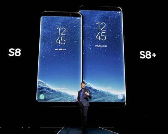 Samsung releases Galaxy S8 and S8+ smartphones