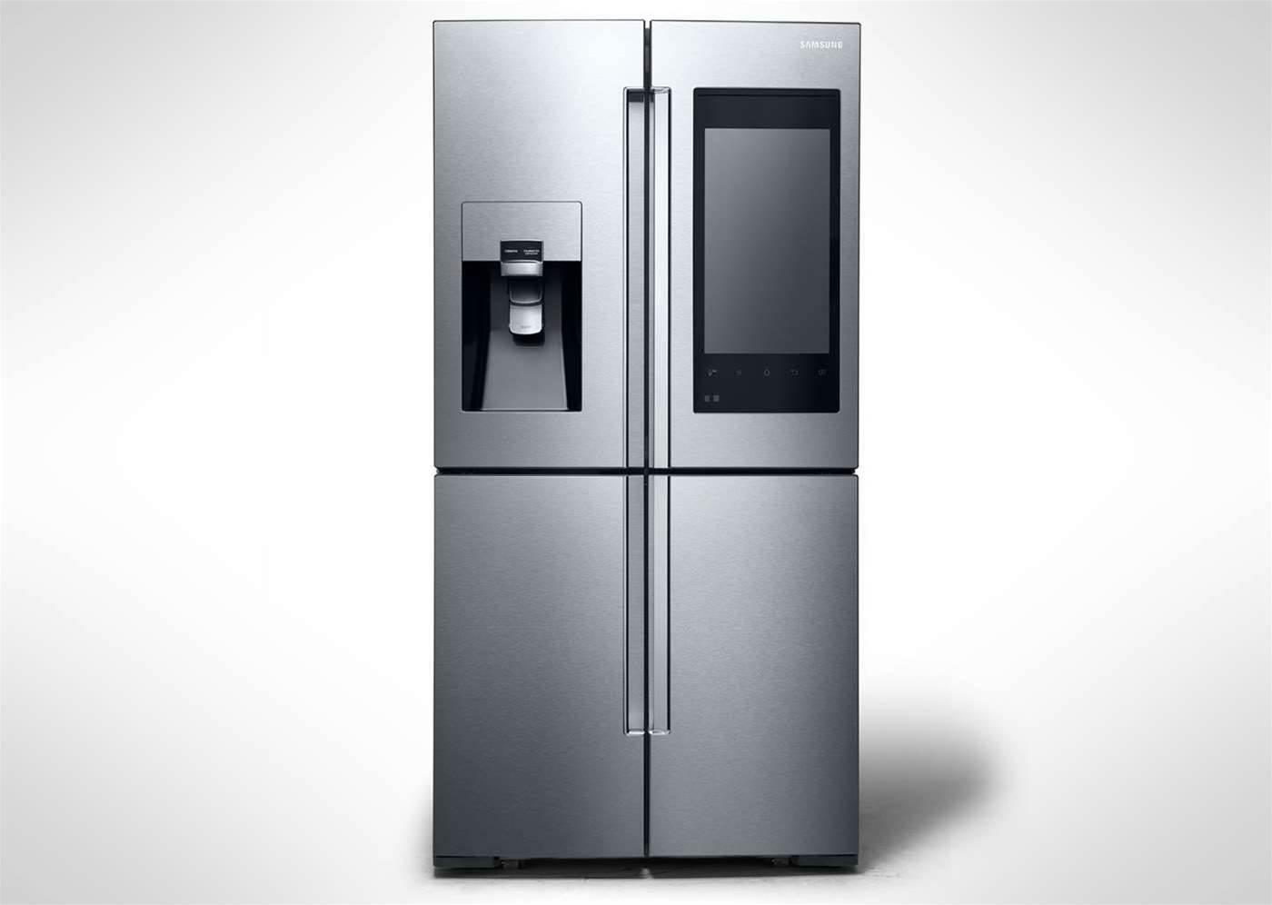 Samsung, Whirlpool bank on smart fridge renaissance
