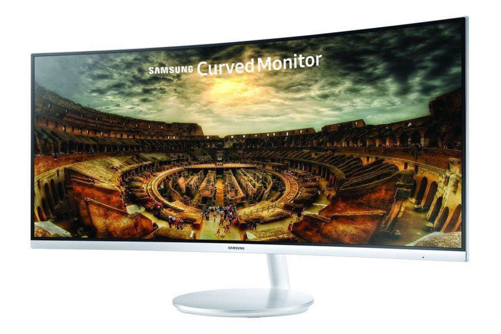 Review: Samsung CF791 curved monitor