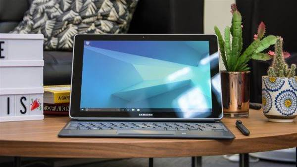 Galaxy Book 10.6in review: a cheaper Surface Pro alternative
