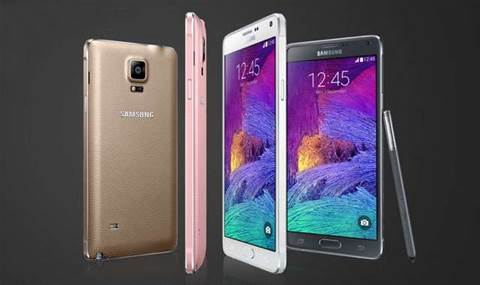 Samsung's Galaxy Note 4 is available for pre-order from Optus and Vodafone