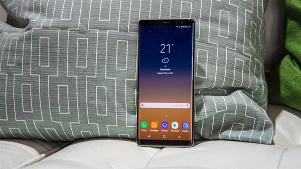 Samsung Galaxy Note 8 review: not quite perfection