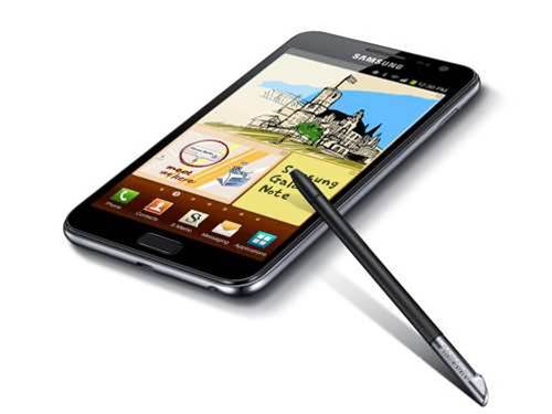 Samsung ships 5 million Galaxy Notes in 5 months