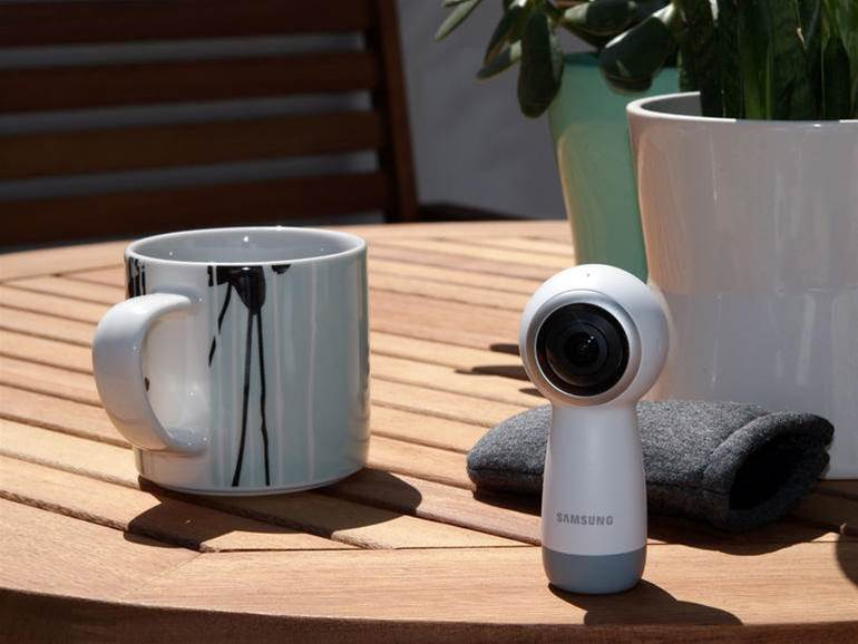 Review: Samsung Gear 360 (2017)