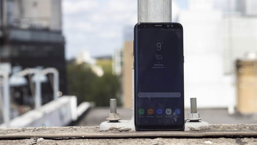 Samsung Galaxy S8 review: the best phone ever