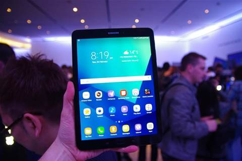Galaxy Tab S3 hands-on: Samsung's answer to the iPad Pro