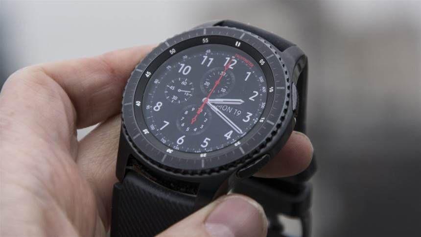 Gear S3: Samsung's long-lasting smartwatch reviewed ...