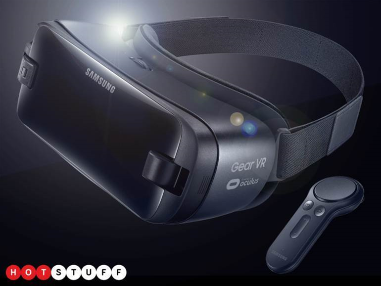 Oculus adds a touch of Touch to Samsung's Gear VR