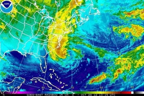 Hurricane Sandy nixes Google Nexus launch