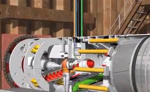 Video: Santos harnesses tech-heavy tunnel maker