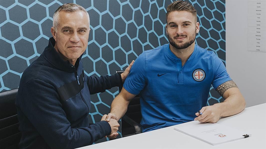 City confirm Bart Schenkeveld signing